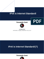 Fgont Lacnog2017 Ipv6 is Standard