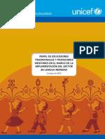 Acuña(2012) _Perfil de Educadores Tradicionales y Profesores Mentores