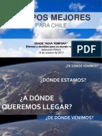 Presentación de Piñera en la Enade 2017