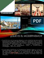 El Modernismo 2.0