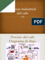 Proceso Industrial Del Cafe