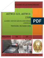 IMFORME 2 Determinación de Presión de Vapor Reid Para Productos de Petróleo