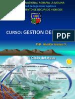 01 Curso Gestion Del Agua II 2017 Primera Clase