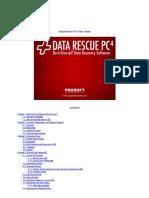 Data Rescue PC4 User Guide