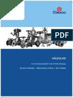 Catálogo Valvulas Español