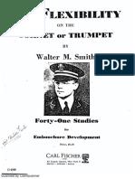 Walter Smith Flexibilidad