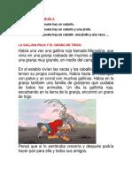 CUENTOS LA GALLINA ROJA Y EL GRANO DE TRIGO.docx