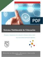 Sistema Multimodal de Educacion UAQ