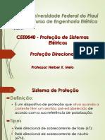 IV Proteção Direcional