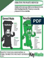 Waste Segregation Guidelines IRL