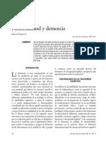 Funcionalidad y Demencia