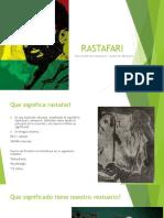 Diapositivas Rastafari
