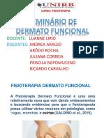 Seminario de Dermato Funcional
