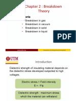 4 Breakdown Theory1