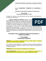 7 Reglamento Para El Transporte Terrestre de Materiales y Residuos Peligrosos[1]