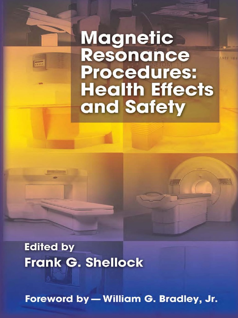 Frank G. Sock] Magnetic Resonance Procedures(BookSee.org ... on