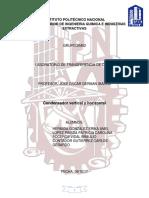 Condensador HORIZONTAL Y Vertical