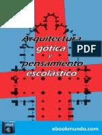 Arquitectura Gotica y Pensamien - Erwin Panofsky