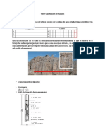 clasificacion de las rocas segun barton