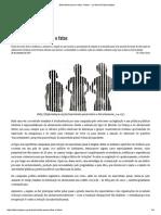 Maioridade Penal - Mitos e Fatos