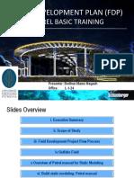 Petrel Basic Training for Fdp