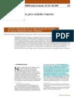 Hernadez y Verdaguer - Ecobarrios Para Ciudades Mejores