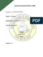 Instituto Nacional de Educación Básica INEB
