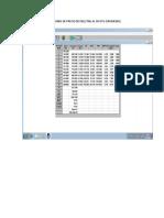 Proyecciones de Pb en Qsb