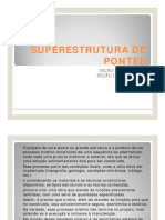 Superestrutura de Pontes
