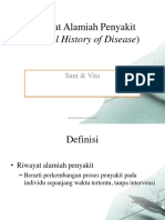 Ikm Natural History of Disease