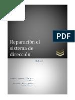 Reparación El Sistema de Dirección