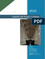 Capilla Kings College