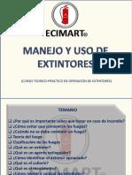 MANEJO Y USO DE EXTINTORES 2014.pdf