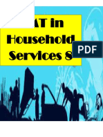 Amt in Household and Services