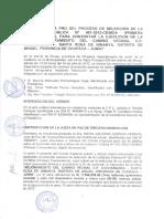 ACTA DE BUENA PRO 1