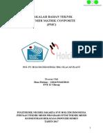 Heza Firdaus (12016) Polymer Matrix Composite (Pmc)