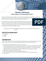 Flatnesstolerance Hendrick