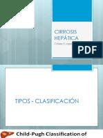MANEJO DE CIRROSIS HEPÁTICA