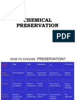 2 -1 Chemical Preservation