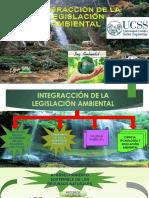 Integracción de La Legislación Ambiental (1)
