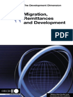 OECD Migration Remittances and Development