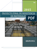 Proyecto Final de Resistencia de Materiales