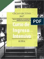 Cuadernillo TICs IUPFA2017