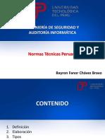 Semana 2 - Norma Tecnica Peruana