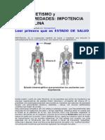 Biomagnetismo y Enfermedades Masclina