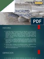 CONCRETO PRESFORZADO