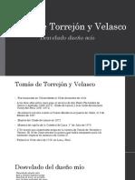 Tomás de Torrejón y Velasco