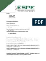 Informe Logos
