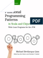 Functional Programming Patterns in Scala and Clojure_ Write Lean Programs for the JVM [Bevilacqua-Linn 2013-11-02]