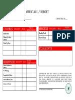 Official Elf Report